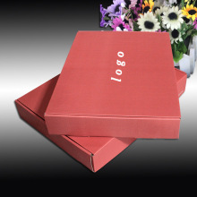 Custom logo shipping box for suits