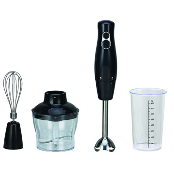 Electric immersion blender for baby food