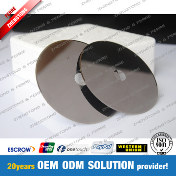 Mirror-Finish Carbide Circular Blade for Tobacco