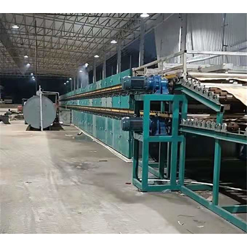 Biomass Veneer Roller Dryers
