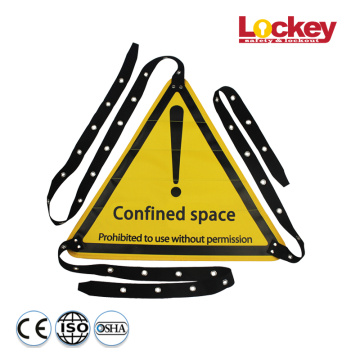 Manhole Safety Lockout Bag