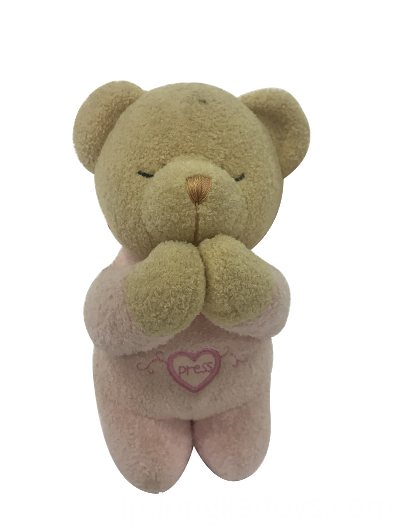 Stuffed Bear Toy For Baby
