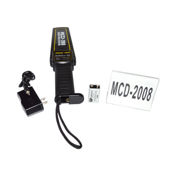 Modern Security Hand Held Metal Detector for ArmyMCD-3003B2