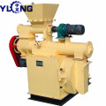 Animal feed pellet mill machine