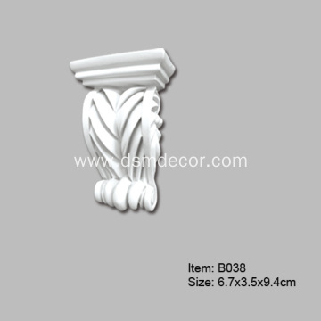 Small Size Polyurethane Corbels