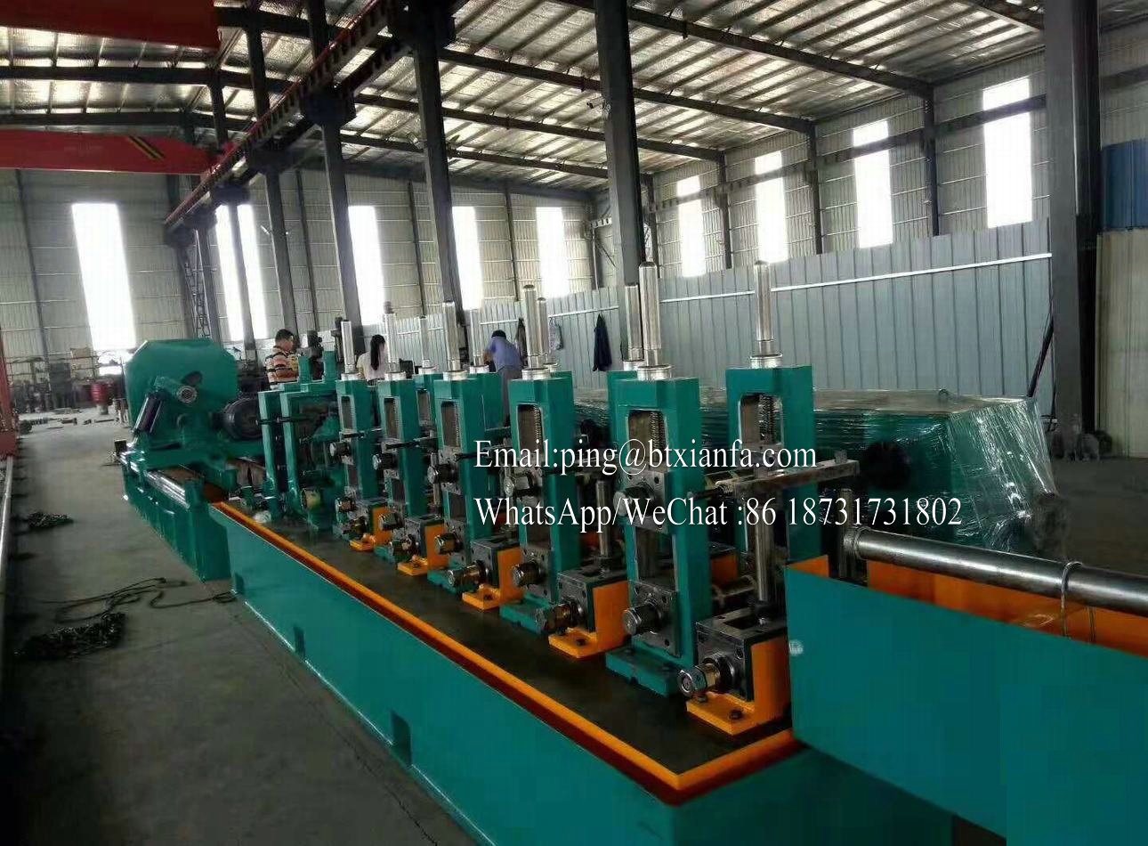 Tube Mill cold Machine