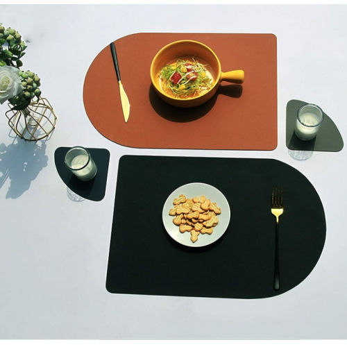 Custom Irregular Waterproof Silicone Placemats