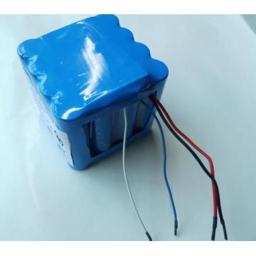 18650 rechargeable lithium battery pack 14.8V 10Ah