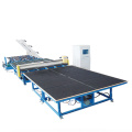 glass cutting line for insulating double glazing