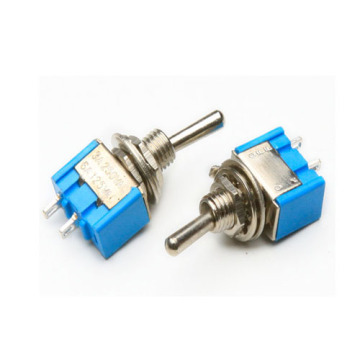 MTS-101 ON-OFF-ON Momentary Toggle Switch with CE
