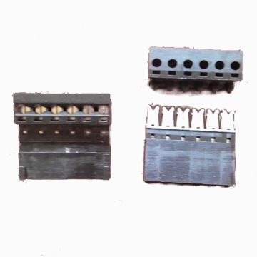 2.54mm IDC Socket Single Row Both Side Contact