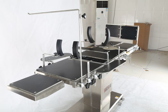 Electric OT Table Stainless Steel