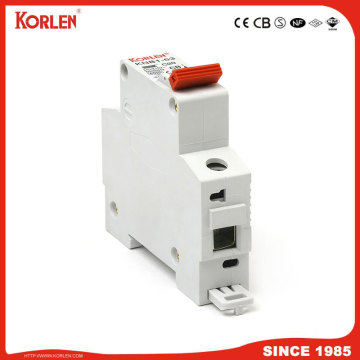 Miniature Circuit Breaker 4.5KA 63A 4P with NF