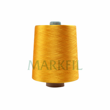 120D/2 Yarn-dyed 100% Rayon Thread for Knitting
