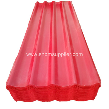 Heat-resistant Water-proof PET Membrane Mgo Roofing Sheet