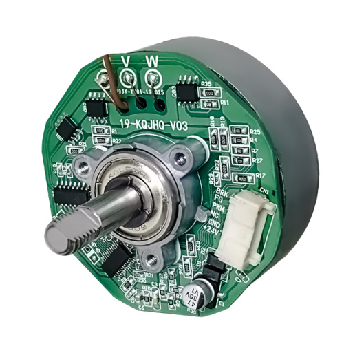 BLDC Fan Motor, Brushless Washing Machine Motor & Brushless DC Gear Motor 12mm Customizable