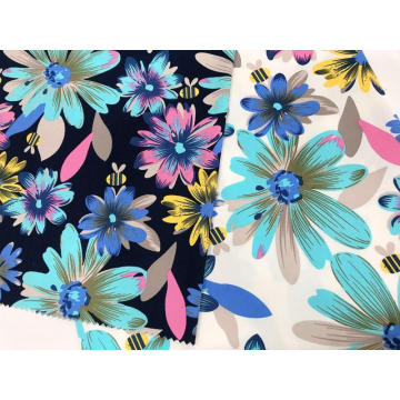 Kind Of Cotton Stretch Twill Printing Fabric
