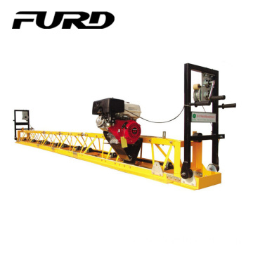 FZP-90 Ground surface leveling machine 9HP Concrete Truss Screed