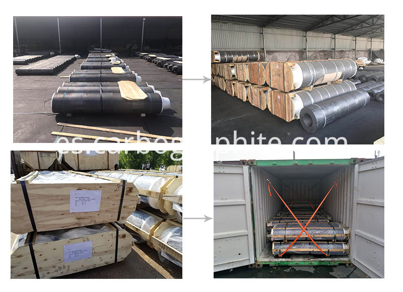 HP 600mm Graphite Electrode for sell