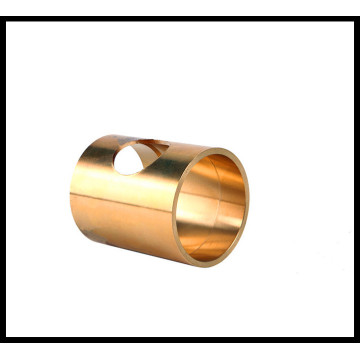 CNC brass pipe joint