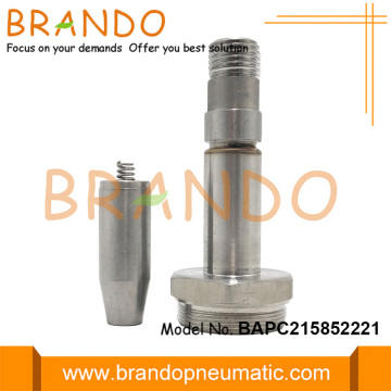 M30 Thread Seat Stainless Steel Plunger and Armature
