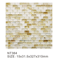 Popular Products Light Frosted Retro Glass Mosaic