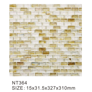 Popular Products Light Frosted Mediterranean Mosaic