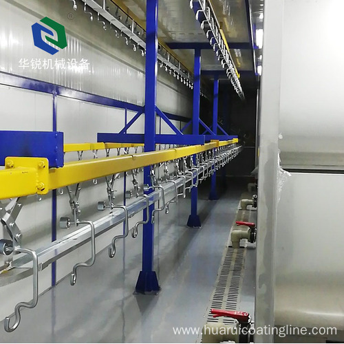 High efficiency Advanced Customized Liquid coating line