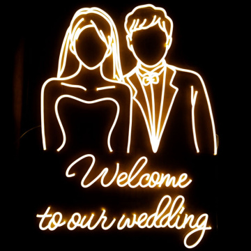 MARIAGE LED NEON LIGHT