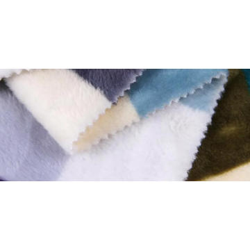Wide cotton flange fabric