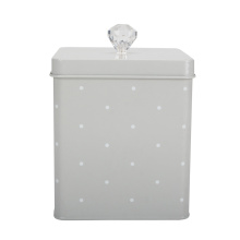 Next Luxury Designed Storage Box with Diamond Lid
