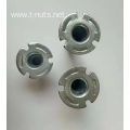 Carbon Steel Stamping Tray Nut