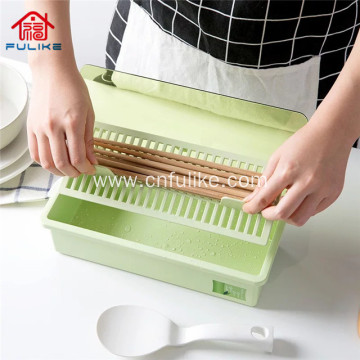 Bamboo Fiber Chopsticks Organizer Kitchen Accessories