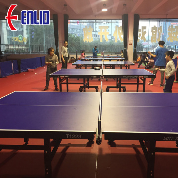 PVC sports floor for Table Tennis Court