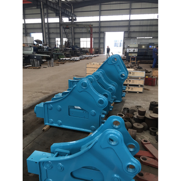 Breaker Hydraulic  hammer rock