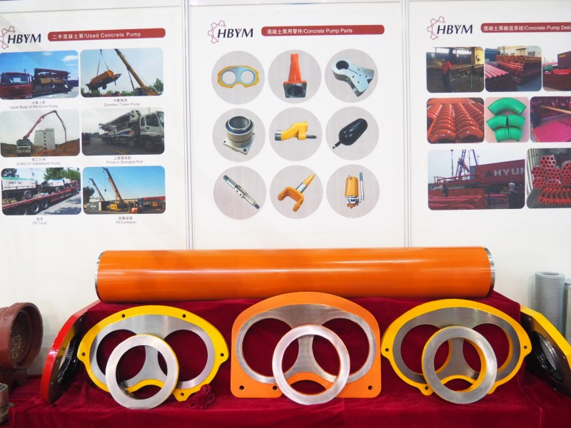 IHI CONCRETE PUMP PARTS