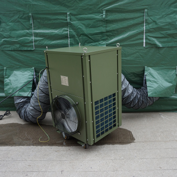 Military Tent use Portable Air Conditioner