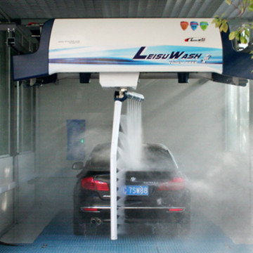 Laser wash 360 car wash machine price