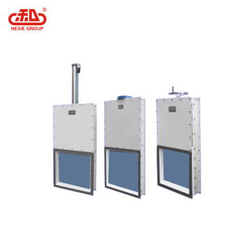 Animal Feed  Pneumatic Gate