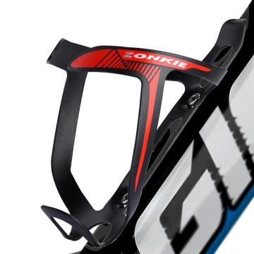 Bicycle Water Bottle Cages Black Red