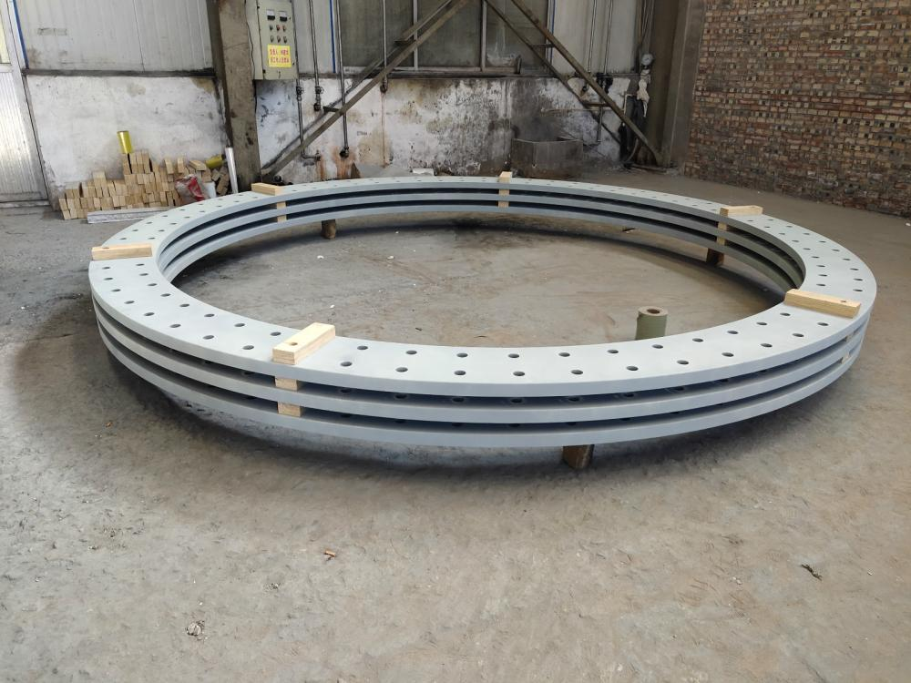 2.5MW Wind Turbine Anchor Flanges