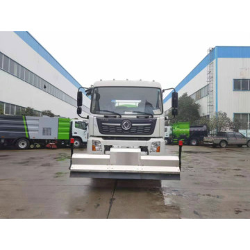 Road Sweeper High Pressure Water Truck Street Cleaning Truck