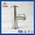 Sanitary Stainless Steel Tee