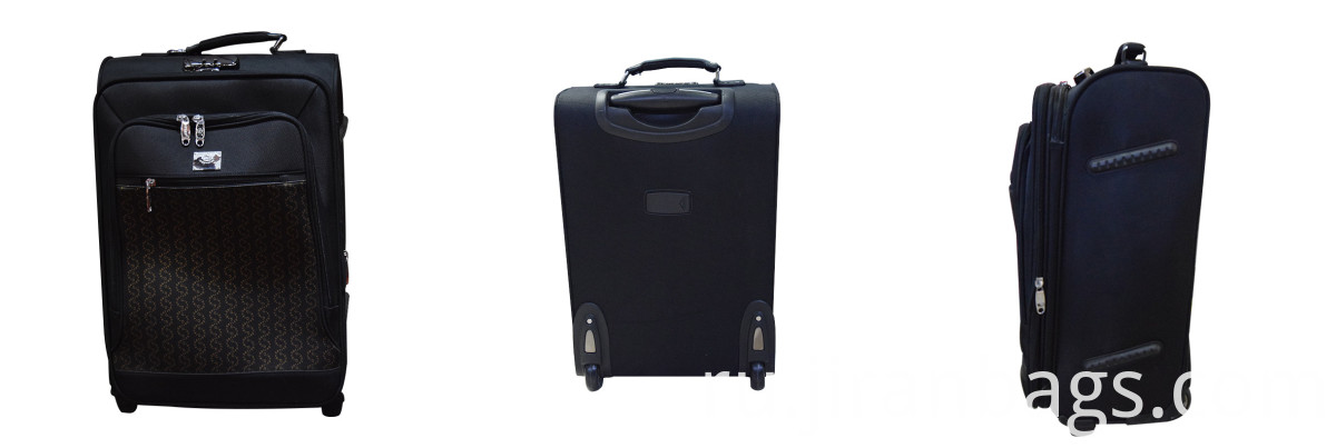 black cloth luggage for busniess tirp