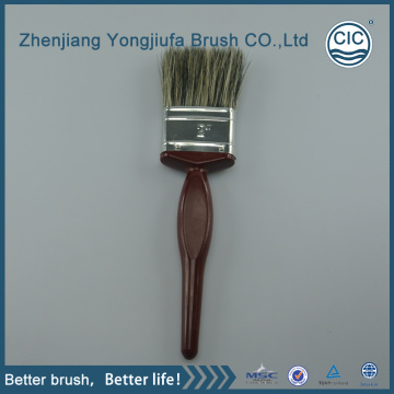 High quality bristle professional handle paint brush
