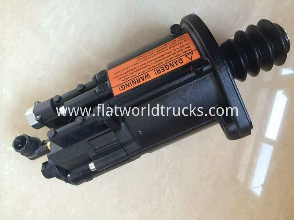 ctutch servos for mercedes benz trucks