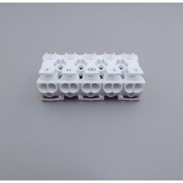 5 Poles Multipolar Wire Connector