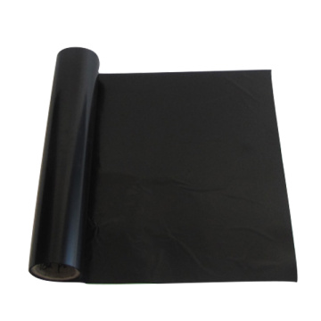 75um electric insulation black mylar polyester film