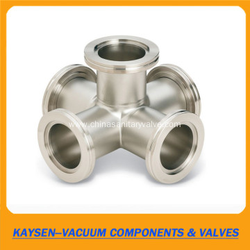 ISO Vacuum 5WAY Cross