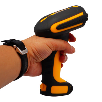 QunSuo handheld 2d outdoor barcode scanner for logistic